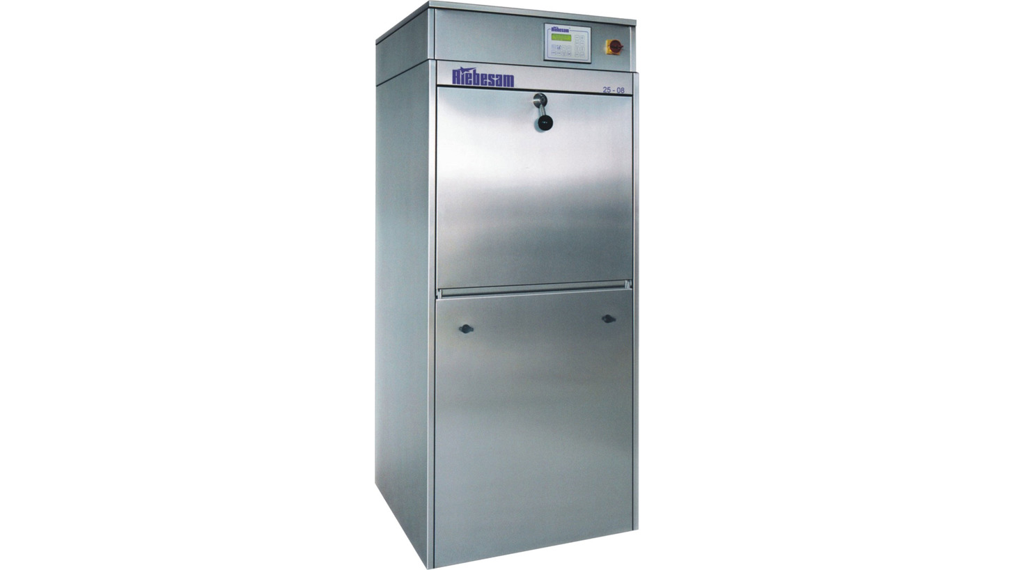 Logo Reinigungs-, Desinfektions- und Trocknungsautomat Typ 25