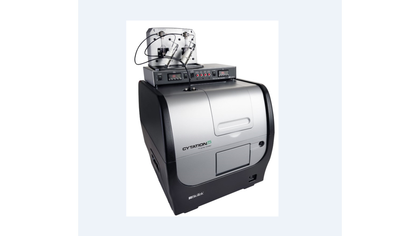 Logo Cytation 5 Multimode Cell Imaging Reader