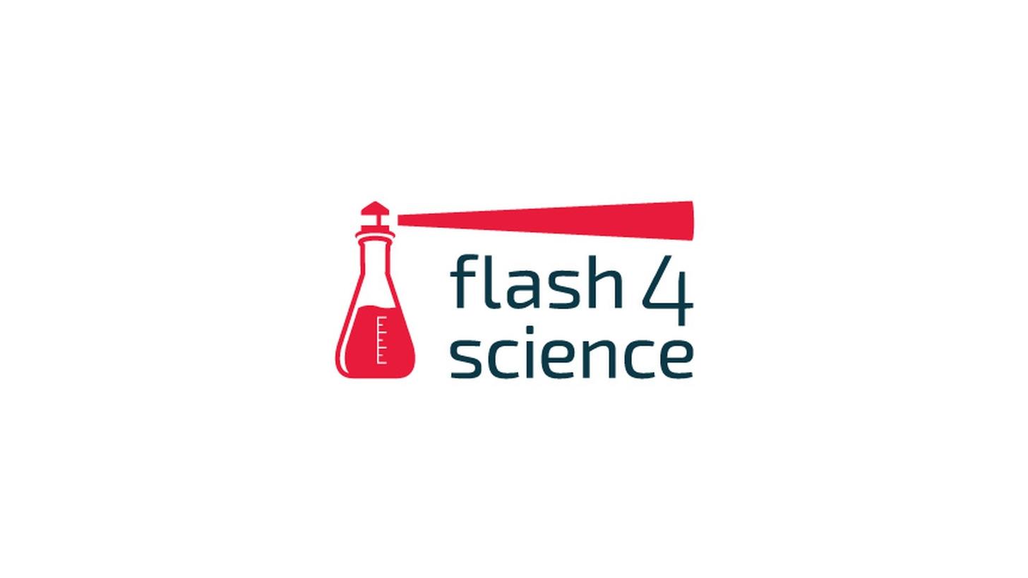 Logo flash4science