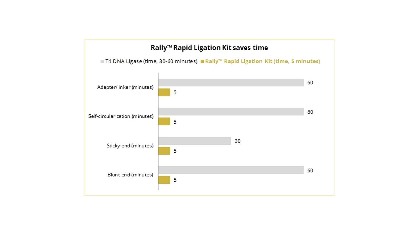 Logo Rally Rapid Ligation Kit