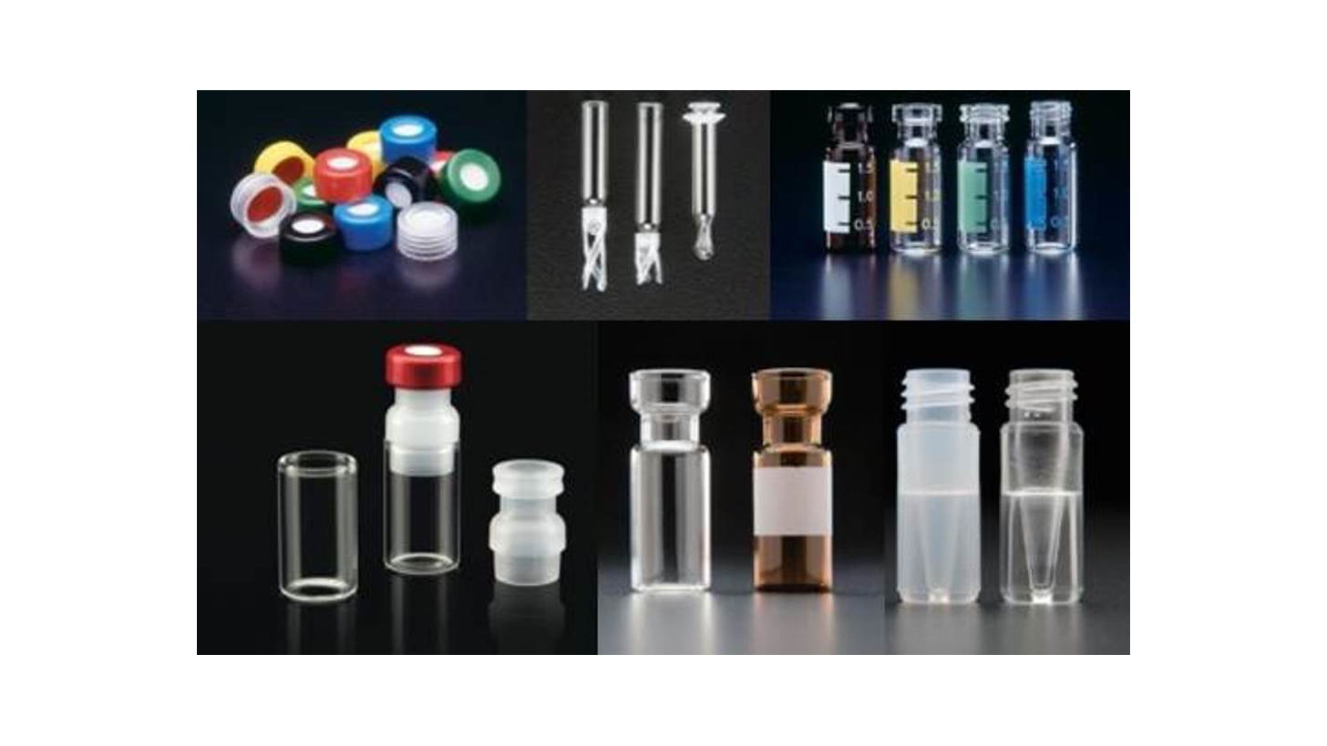 Logo Chromatography Vials and More