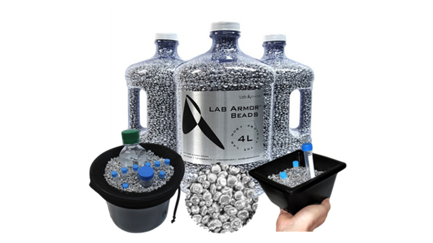 Logo Lab Armor, Water- and Ice Replacement