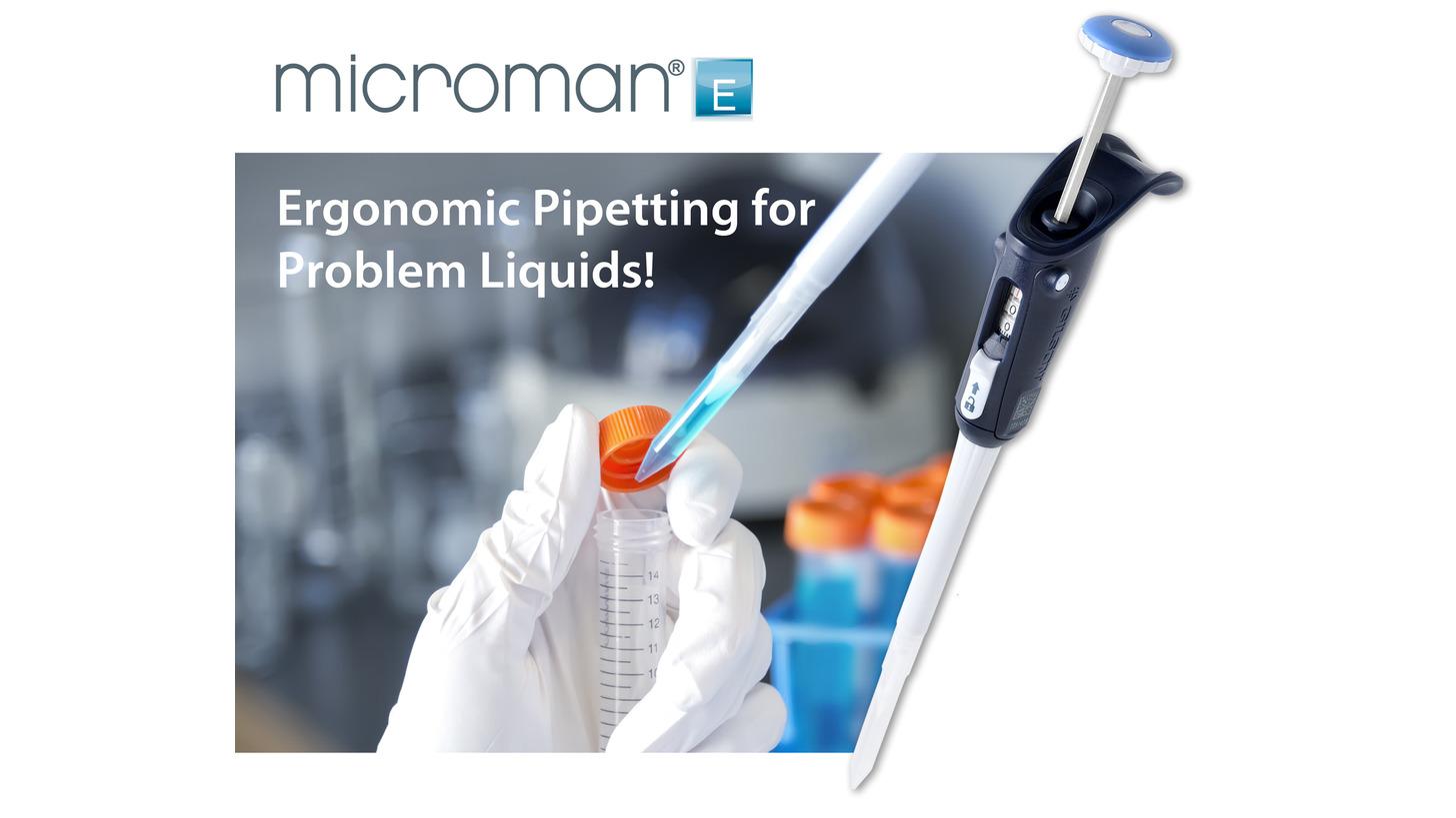 Logo Ergonomic Pipetting for Problem Liquids