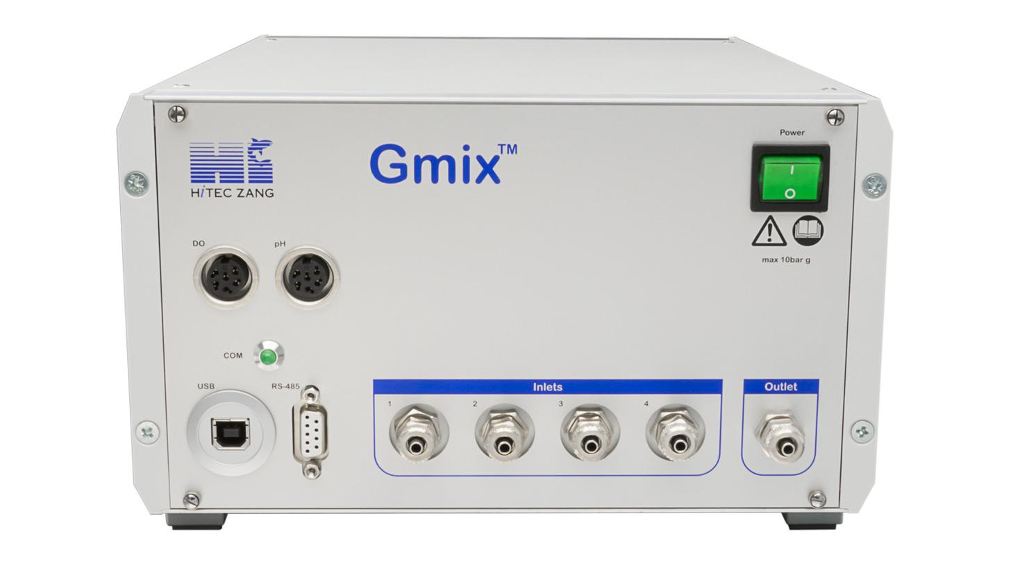 Logo Gmix precision gas mixing stations