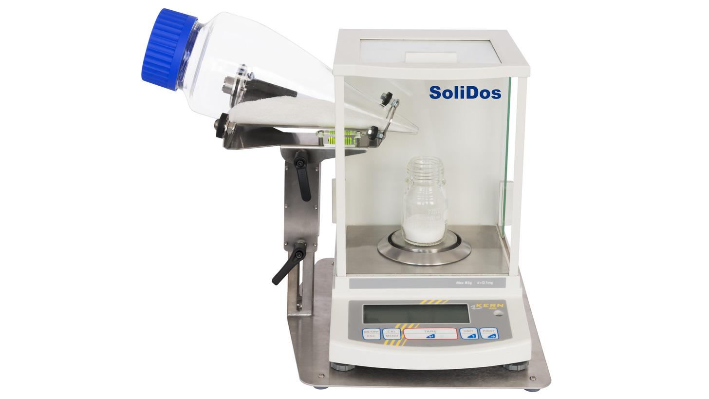Logo SoliDos® - Feststoffdosierer