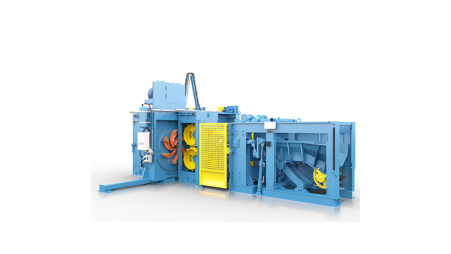 Logo Debarking machines and equipment