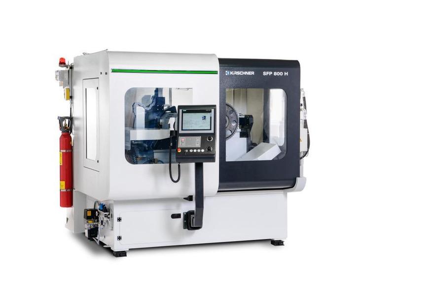 Logo Grinding machine; typ SFP 800