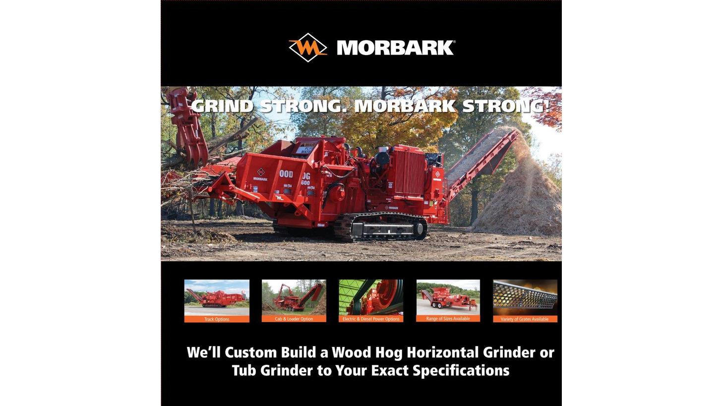 Logo Morbark Shredders