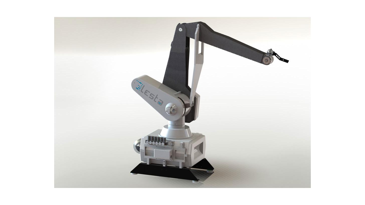 Logo Robot LeBot A6
