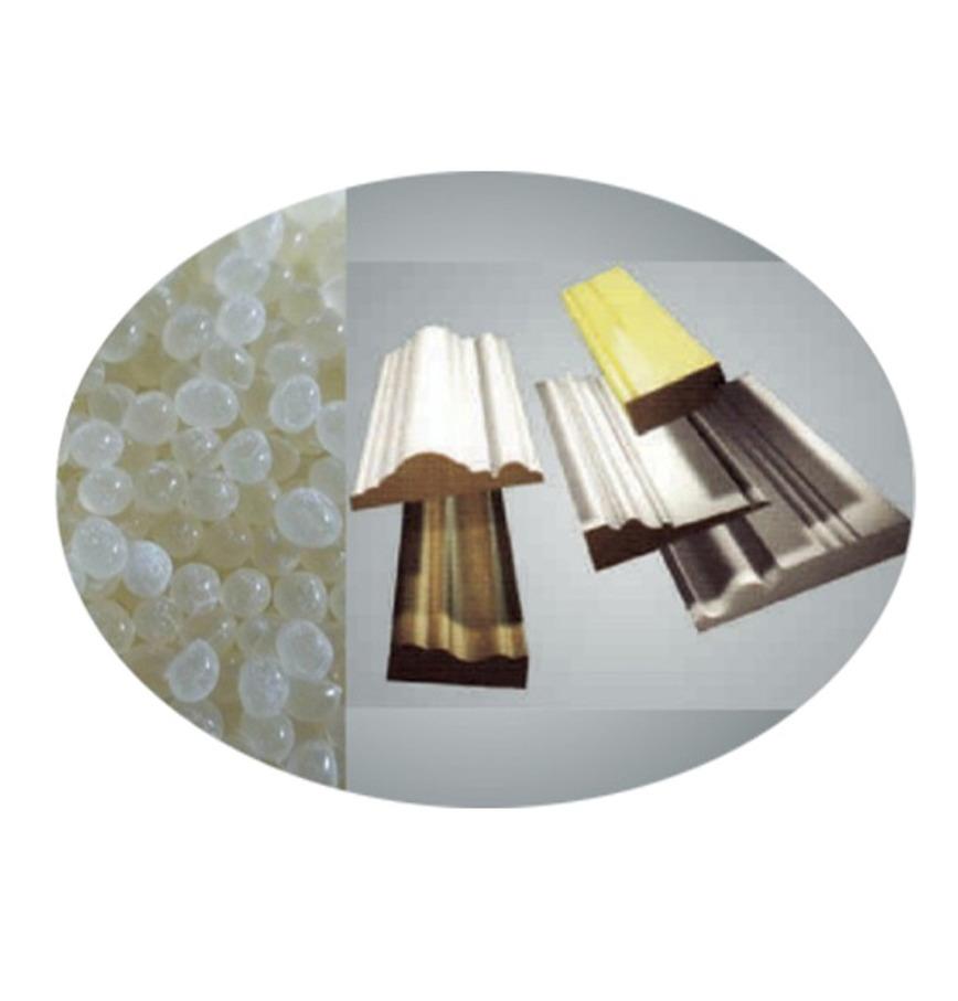 Logo Hotmelt Adhesives for Profile Wrapping
