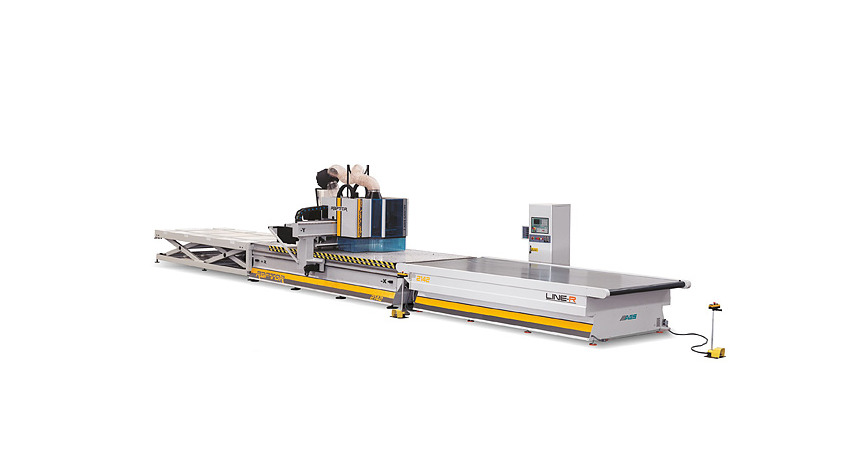 "Logo AES LINE-R Series ""Full automatic production line"""