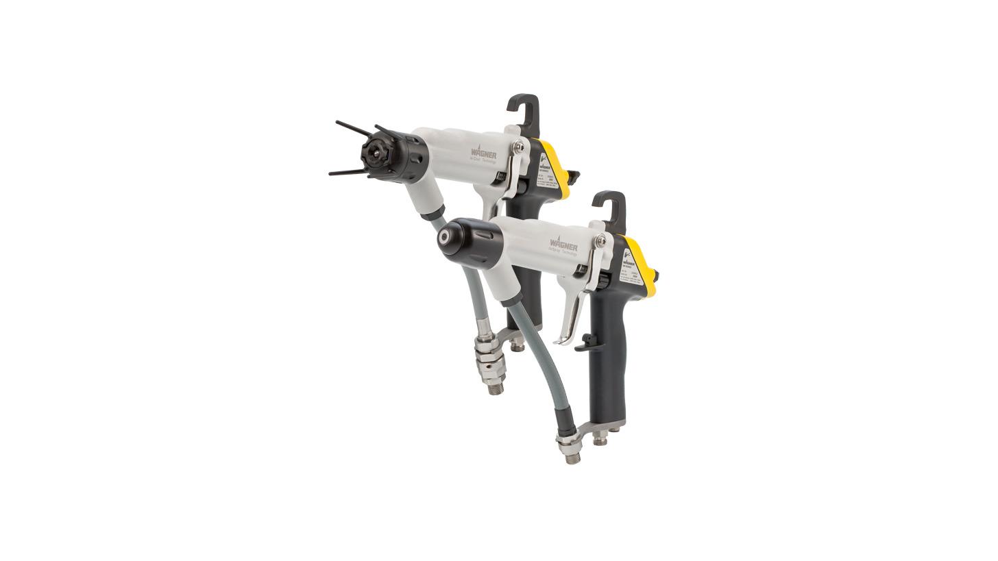 Logo WAGNER ES 5000 Electrostatic Manual Guns