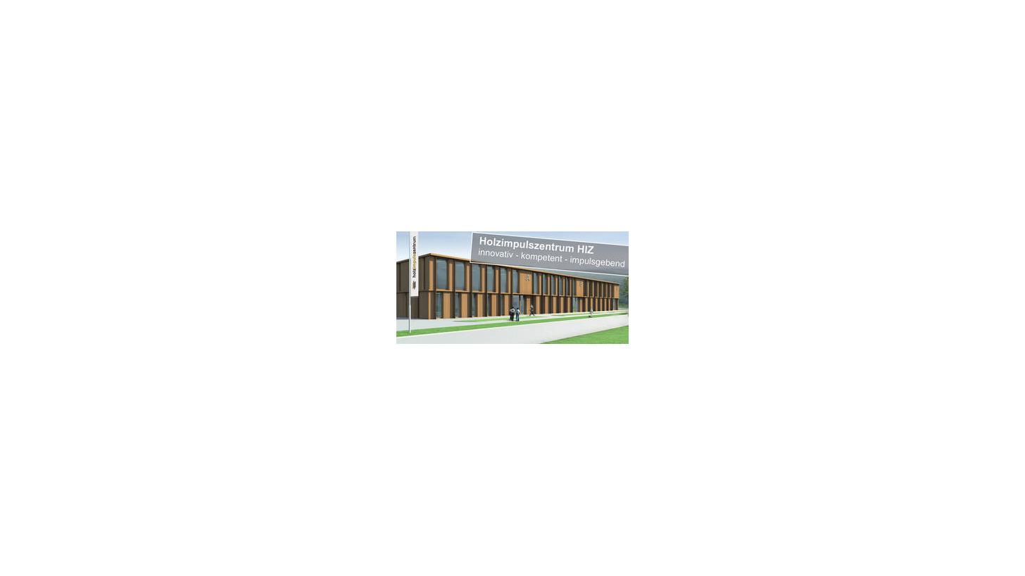 Logo Holzimpulszentrum HIZ