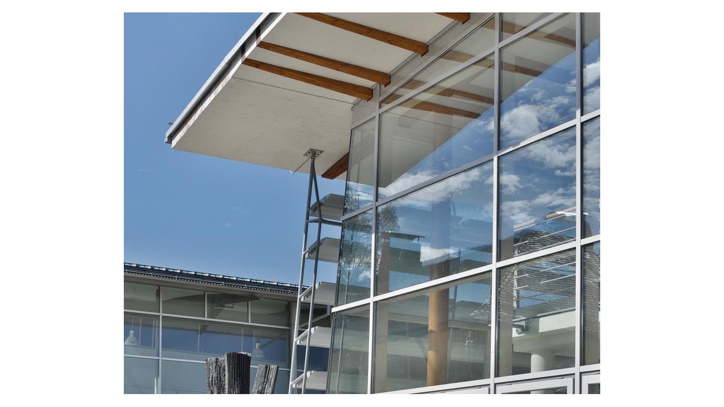 Logo Masterstudiengang Fenster und Fassade