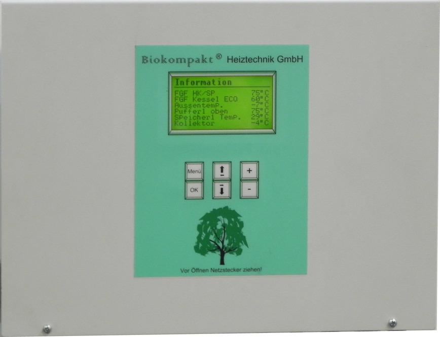 Logo BIOKOMPAKT® - Energiemanagement