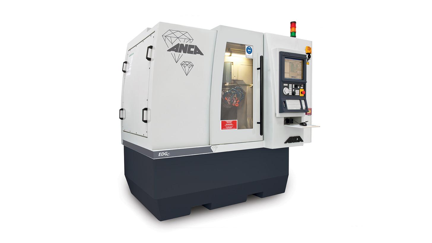 Logo ANCA EDGe Machine