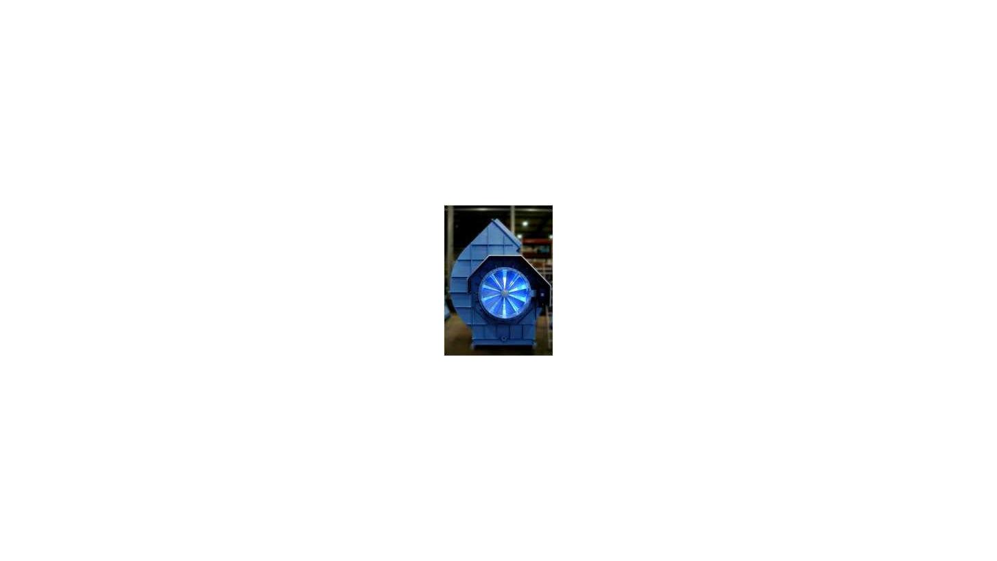 Logo Radialventilatoren als branchenübergreifende Systemlösungen