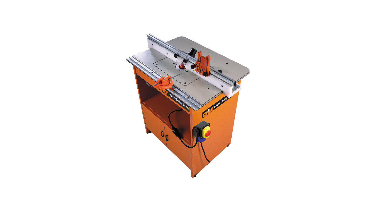 Logo Router tables