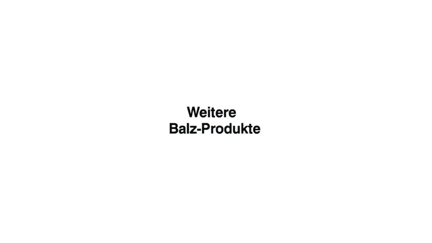 Logo Weitere Balz-Produkte