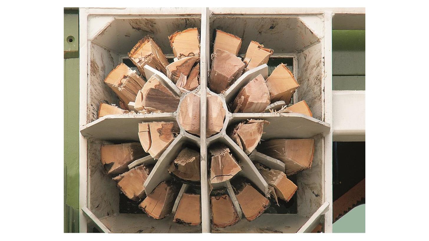 Logo Firewood disc processor