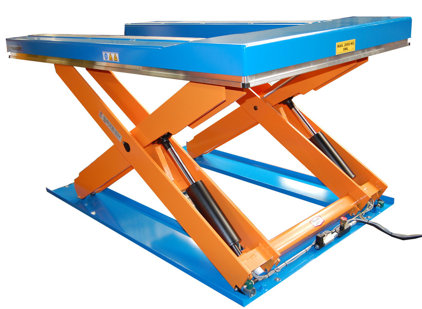 Logo TransLift lifting tables