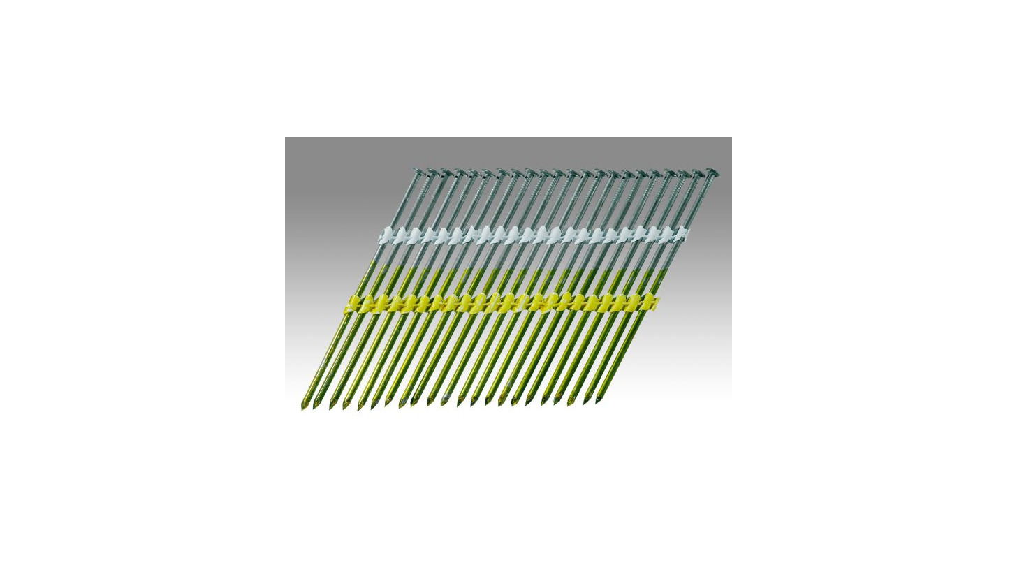 Logo Plastic Strip nails