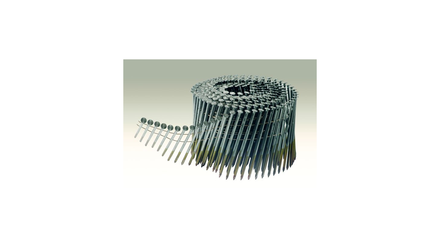 Logo Coil Nails Welded