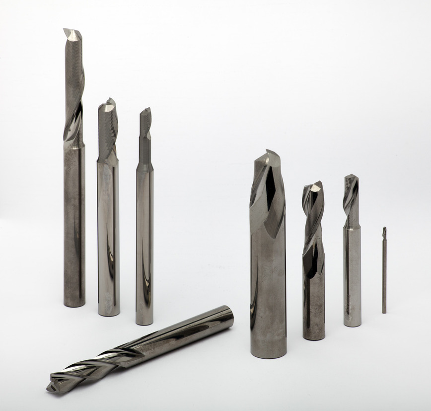 Logo HW Milling cutters for aluminium