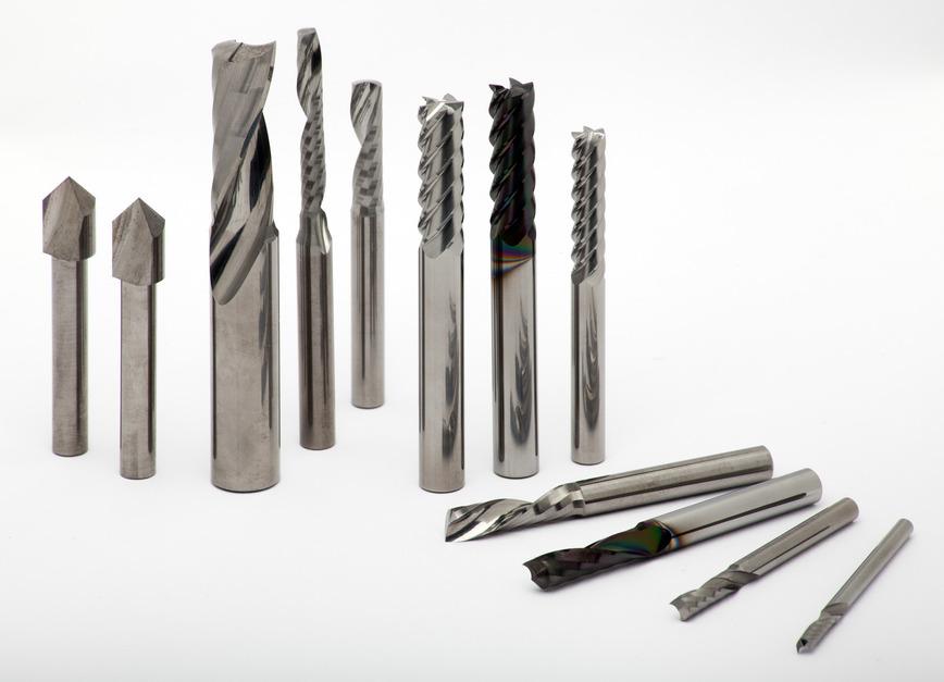 Logo HW milling cutters for plexiglass