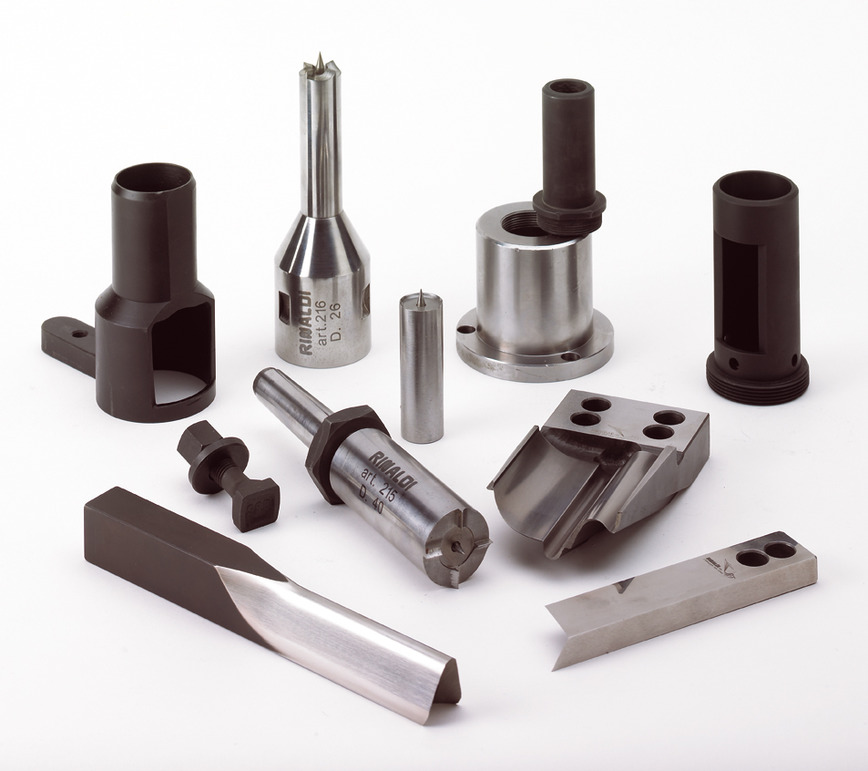 Logo Equipment and tooling for automatic lathes