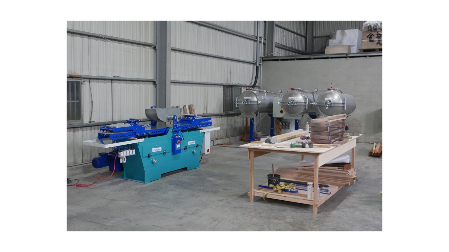 Logo Bending Machines for Solid Wood