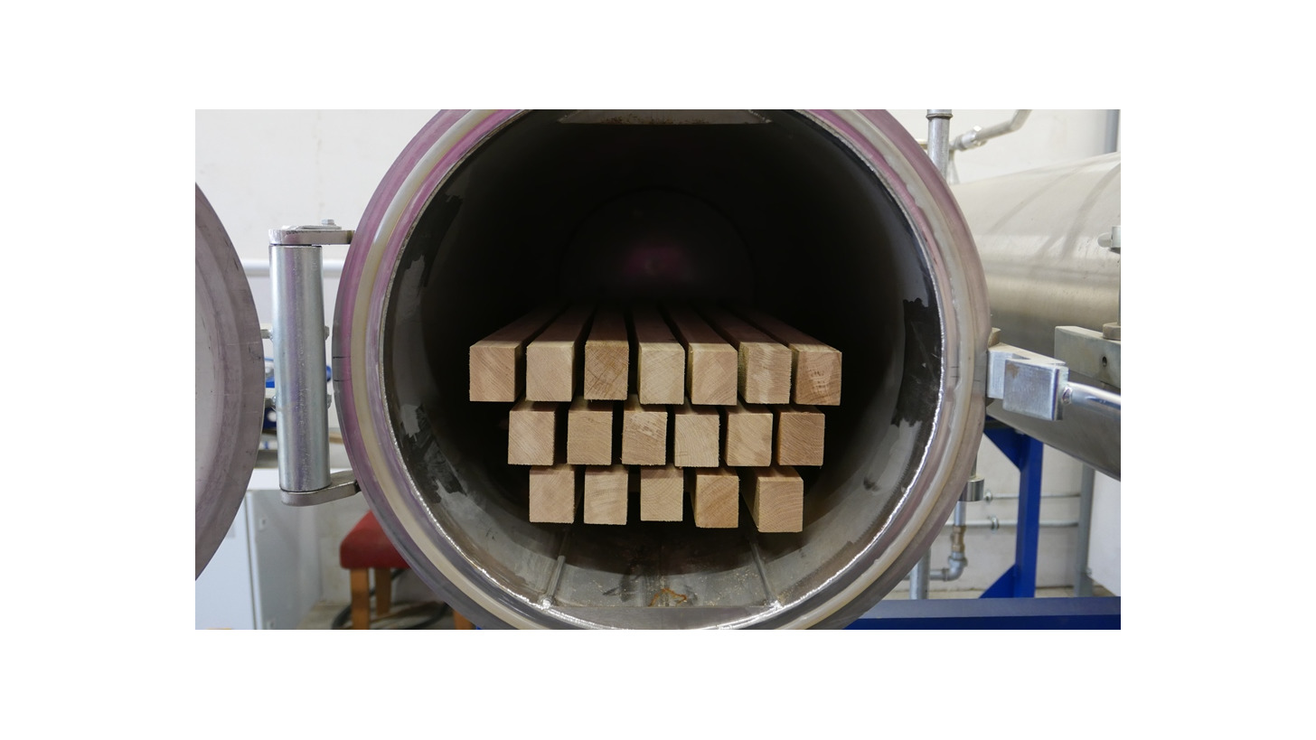Logo Steaming Plants for Solid Wood Bending