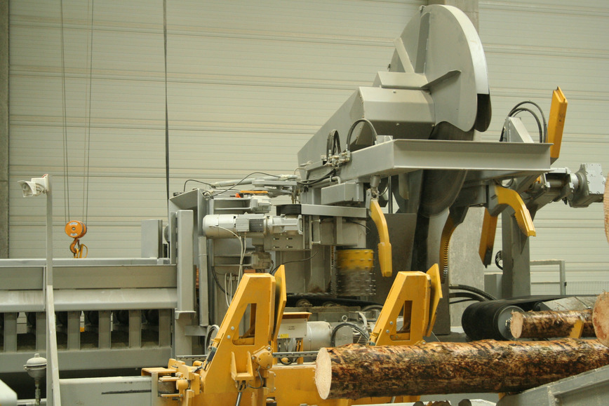 Logo Crosscut lines and crosscut saws