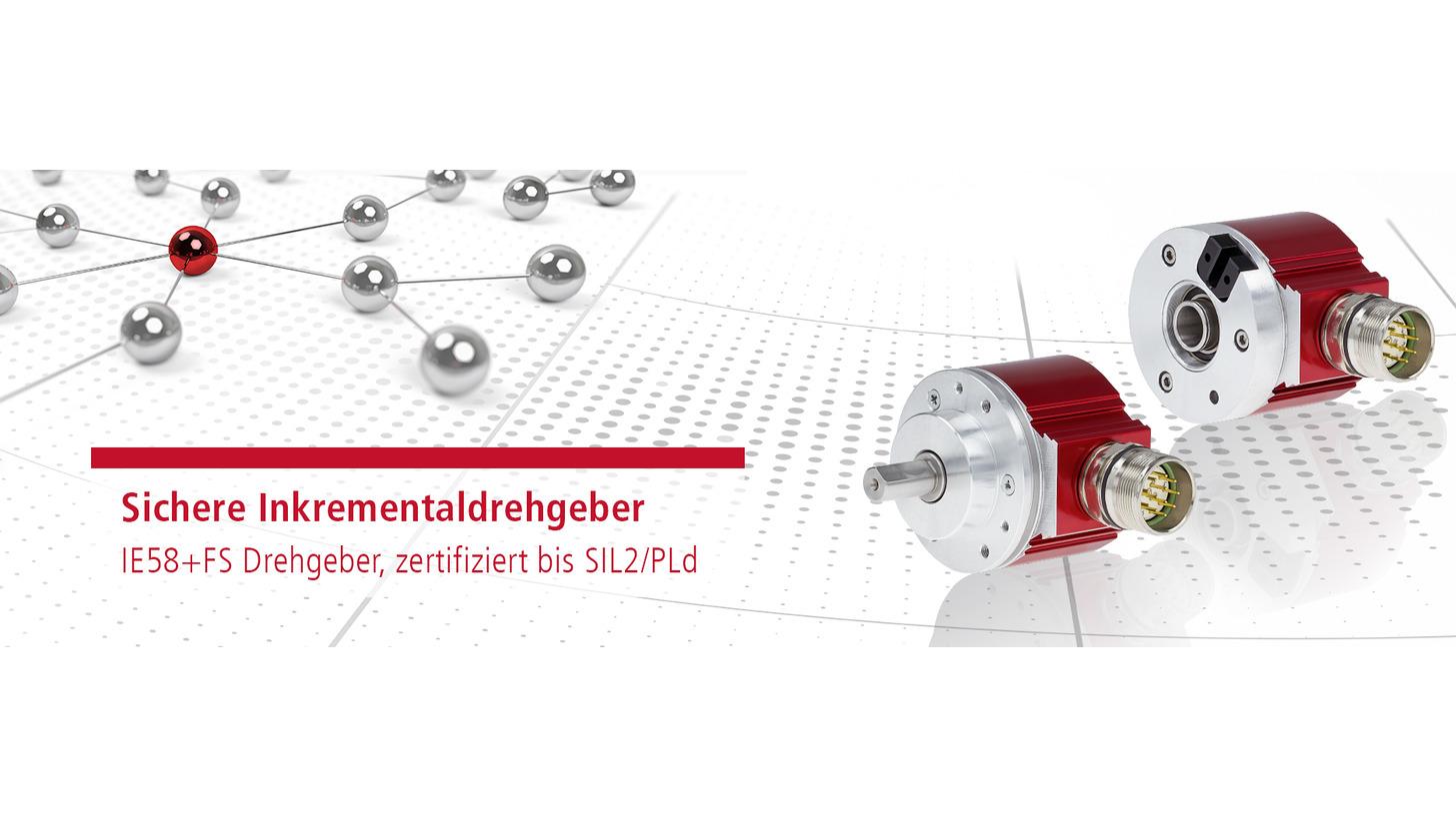Logo Safet incremental rotary encoders