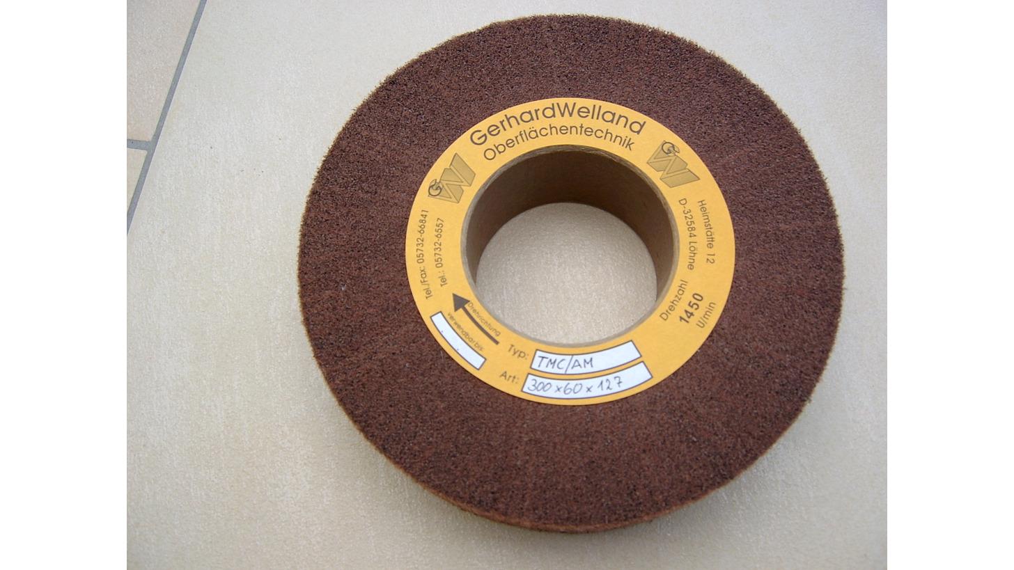 Logo Sanding wheels