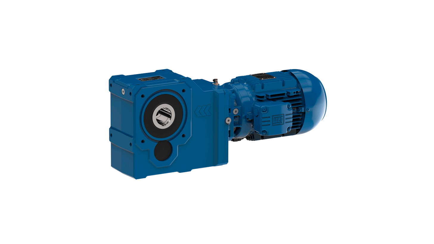 Logo Helical bevel geared motors