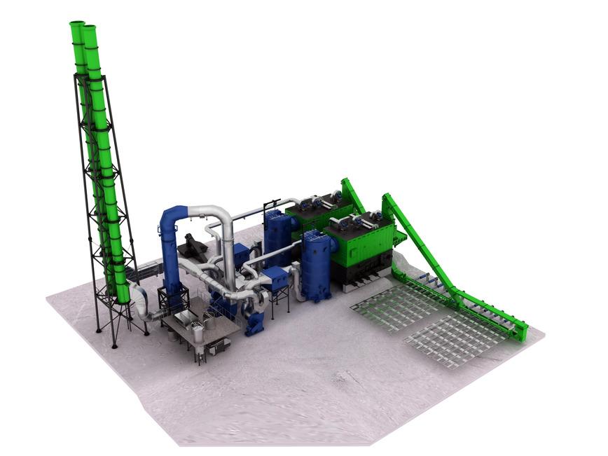 Logo Biomass boilers