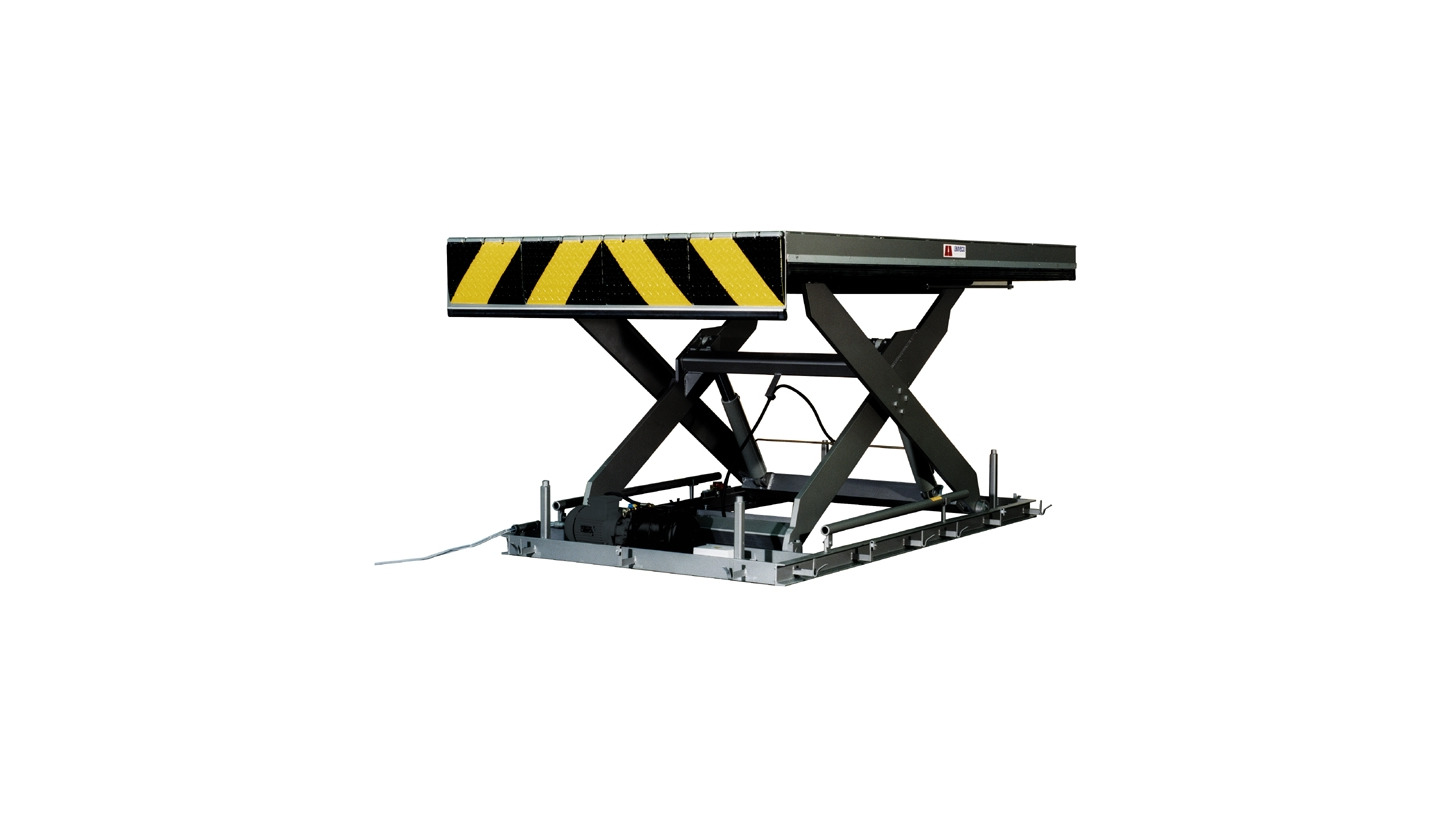 Logo Loading Lift Tables