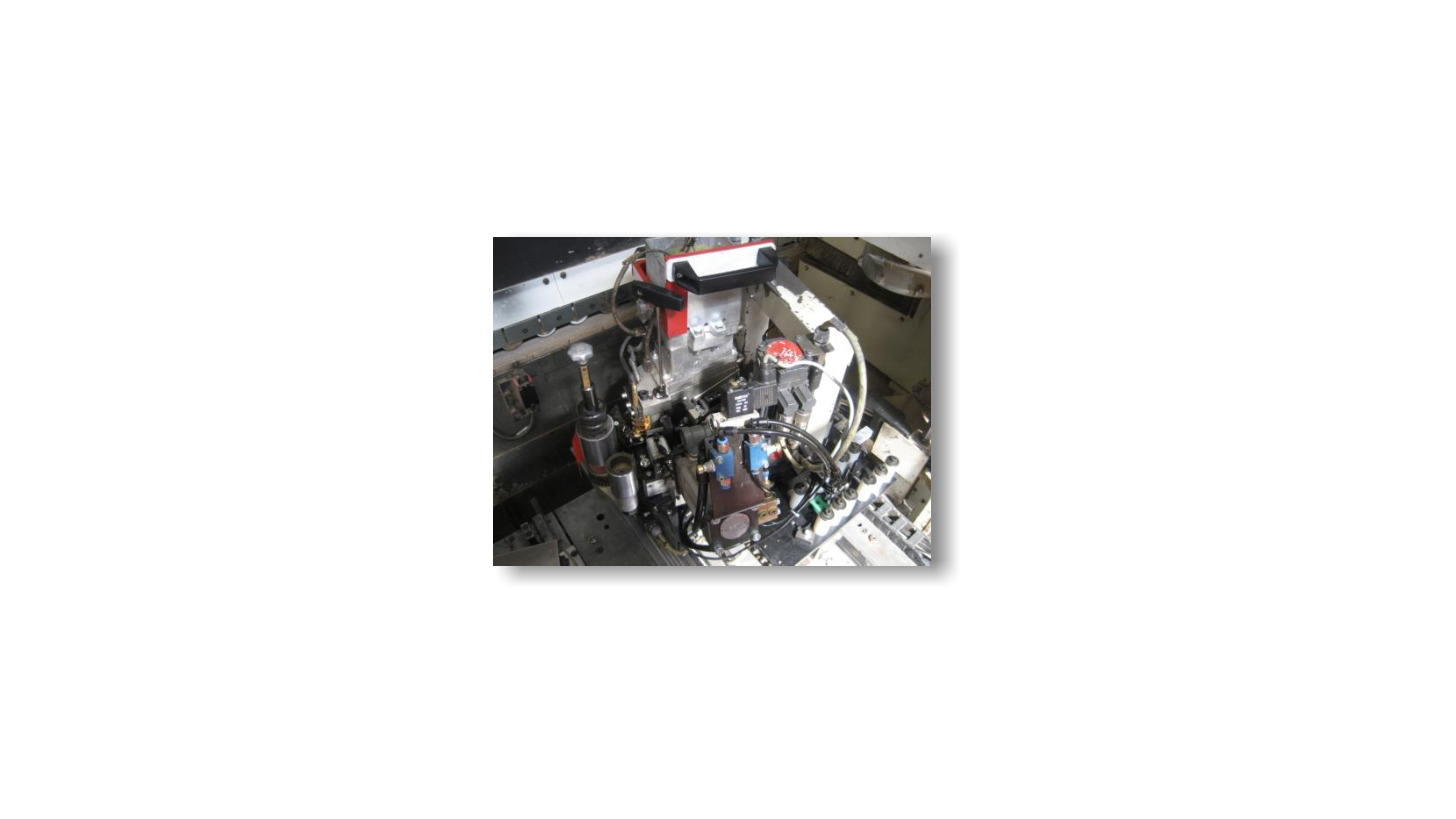 Logo Bohrgetriebe/ Kantenanleimmaschinen/ Holzbearbeitungsmaschinen