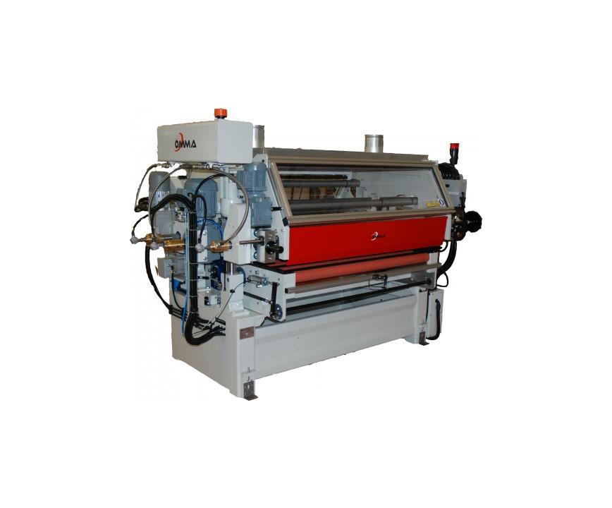 Logo Spreader machines for hot melt -  HGS_RC (Hot Melt)