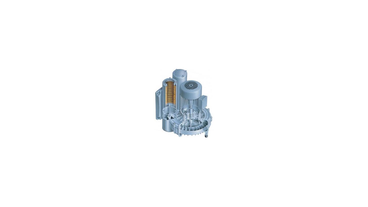 Logo Seitenkanal-Druck-Vakuumpumpen