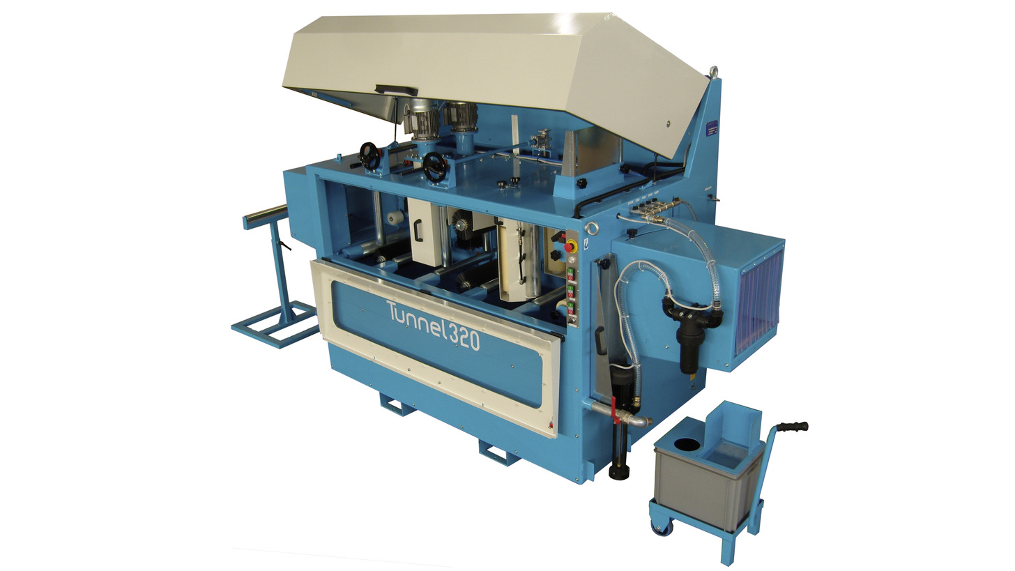Logo Spraying machine