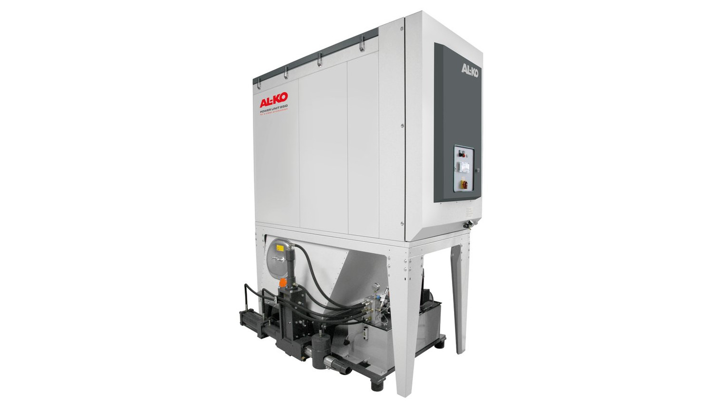 Logo POWER UNIT pure air dust extractors