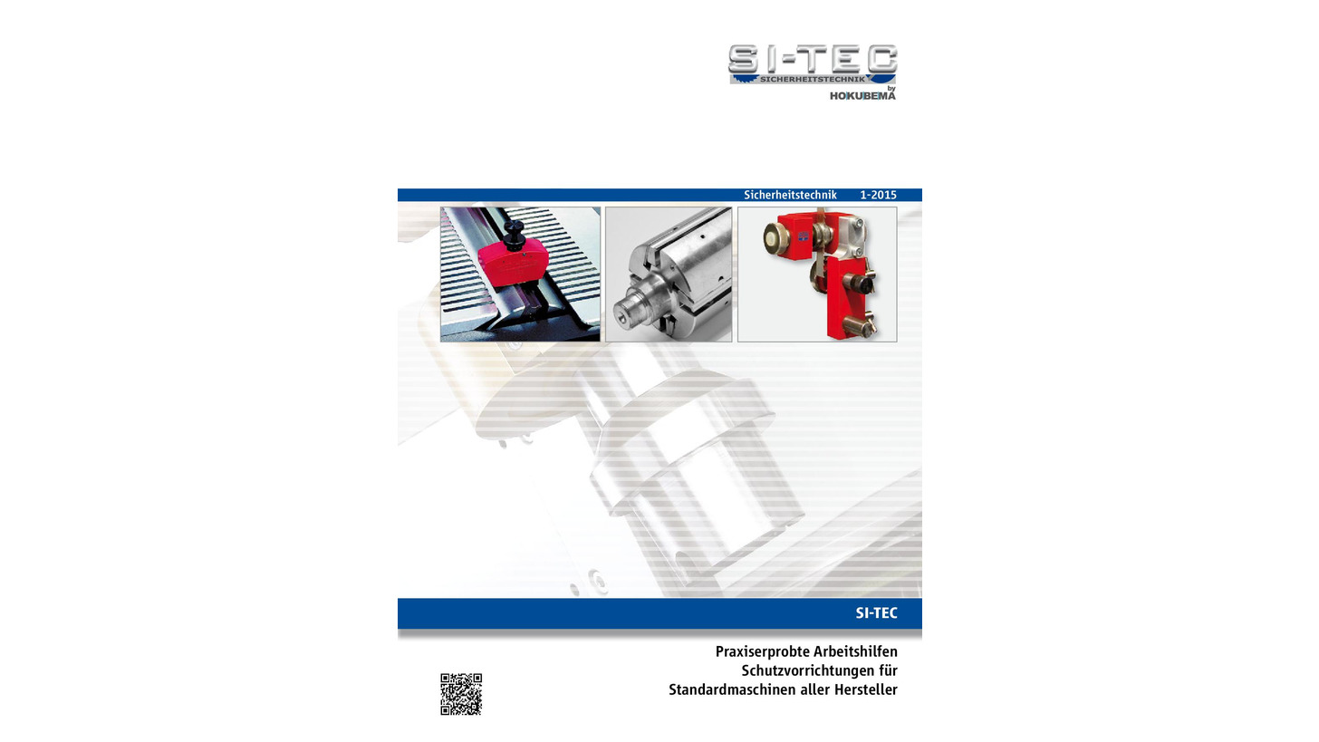 Logo Safety technology for standard machines