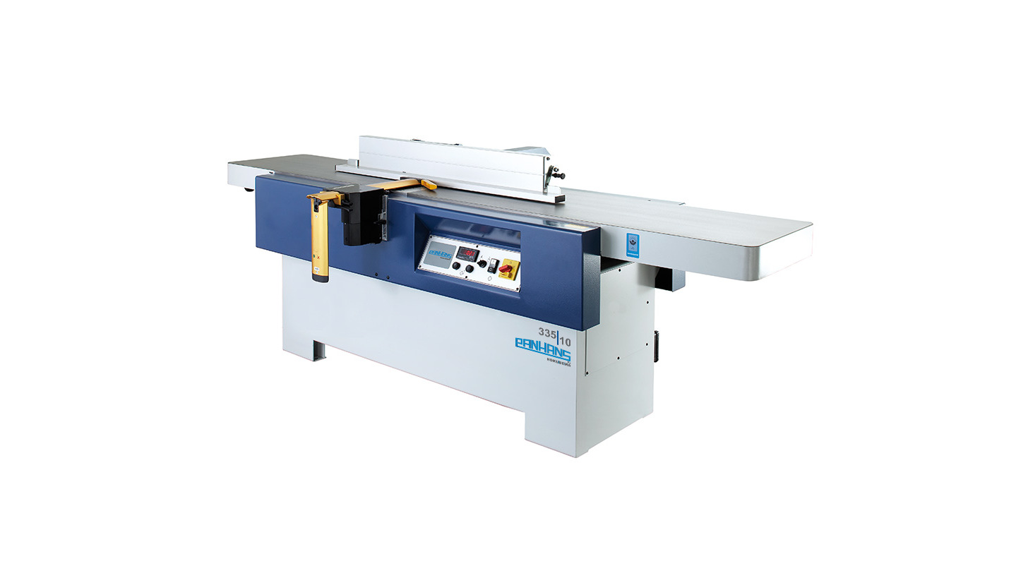 Logo Surface Planing Machines PANHANS