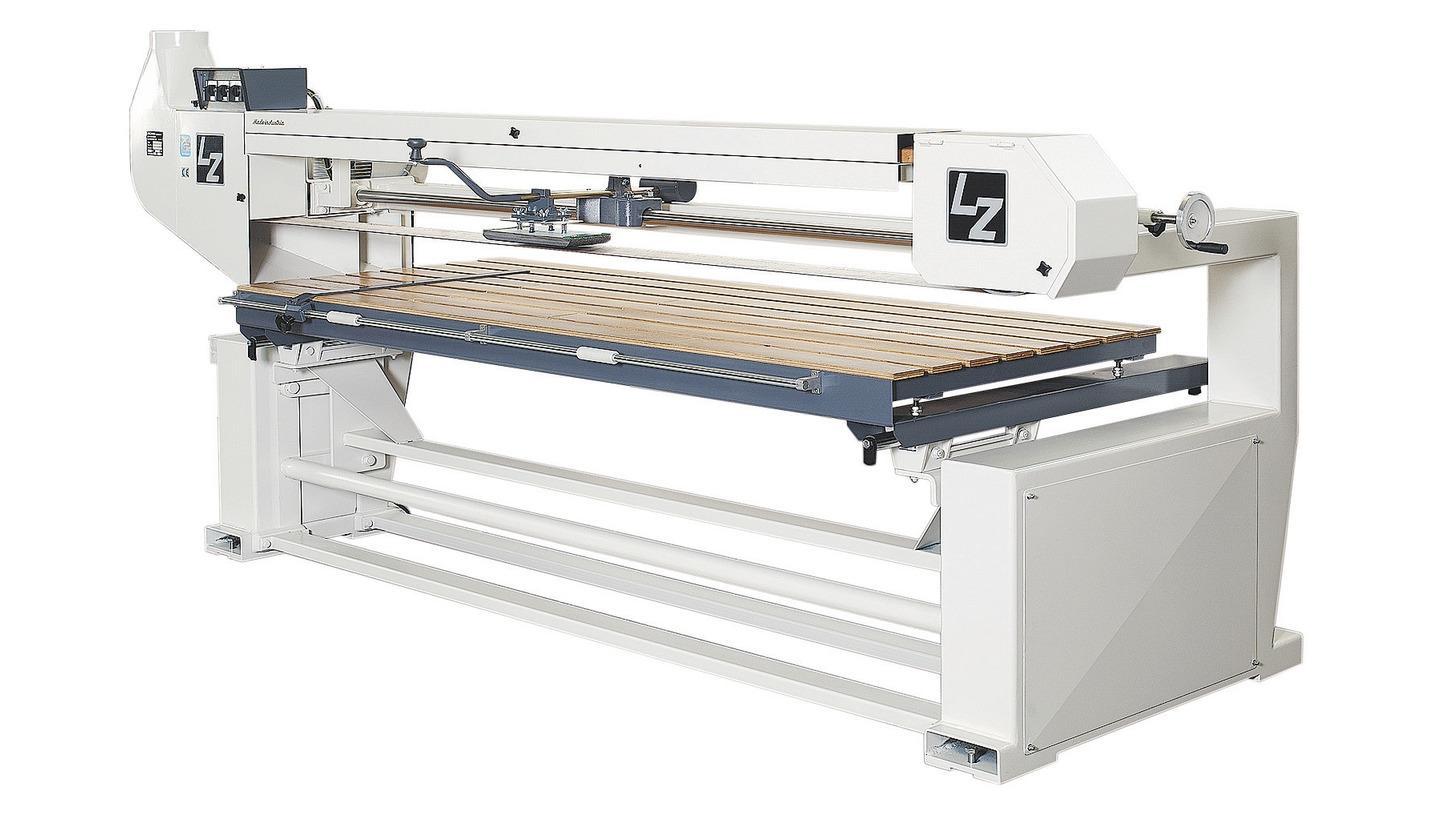 Logo long belt sanding machine