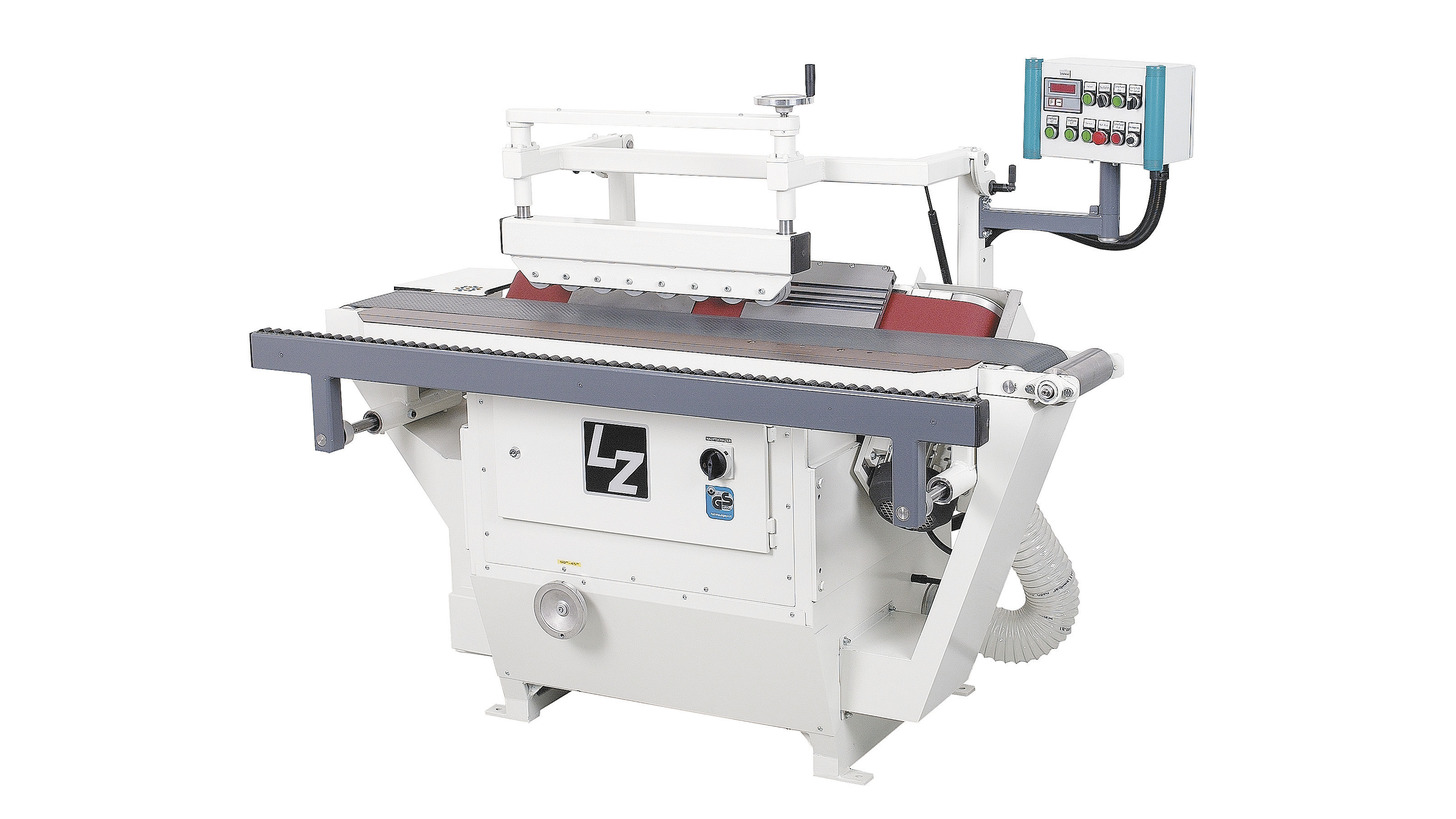 Logo Edge Sanding Machine