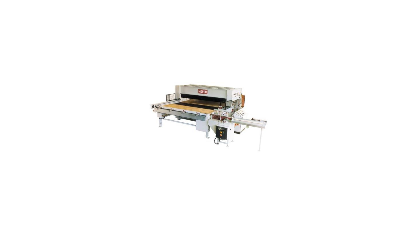 Logo Solid wood press - MHP
