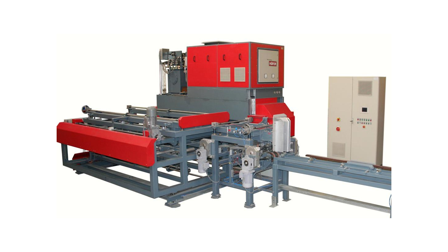 Logo High frequency presses