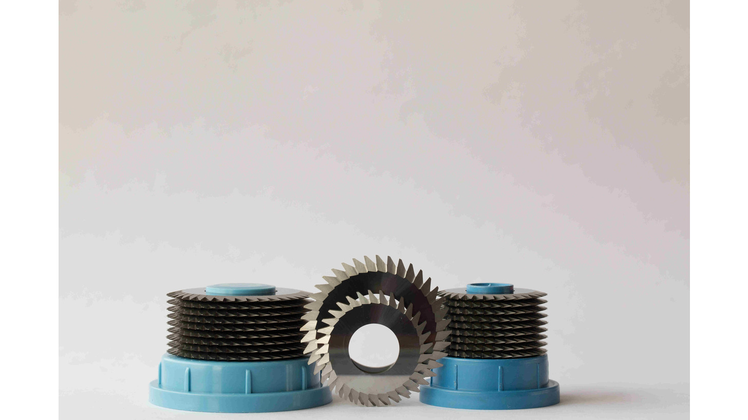 Logo Carbide solid slitting saws